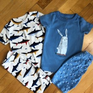 Set of 2 - Gymboree Pajamas